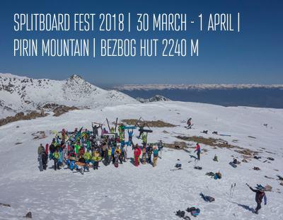 6'th Bulgarian Splitboard Festival