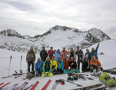 8'th Bulgarian Splitboard Festival