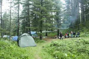 Приключенски лагер Открий се в Пирин